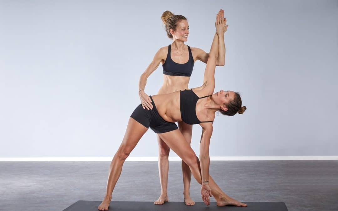 Werde Yogalehrer/in